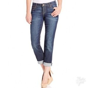 Kut from the Kloth Catherine Dstrsd Boyfriend Jean
